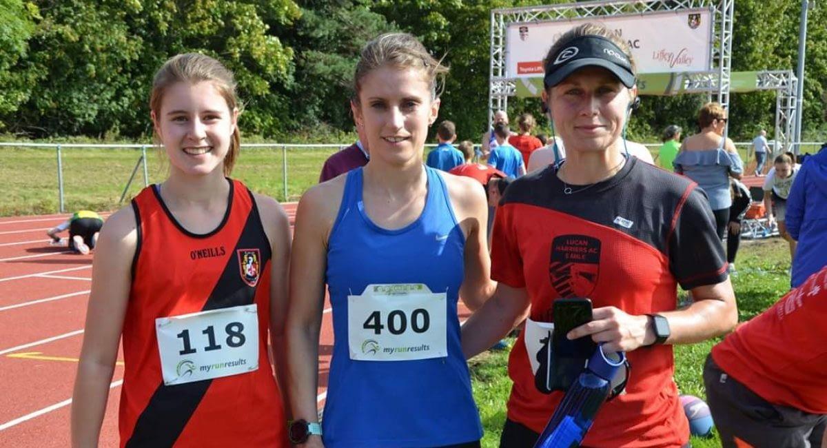 Lucan 5 mile Jill